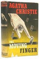 Miss Marple created by Agatha Christie