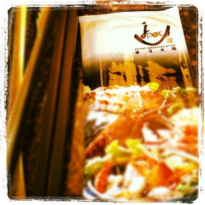 Dinner!:) (Taken with instagram)