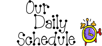 Daily Schedule - Endeavour Intermediate School