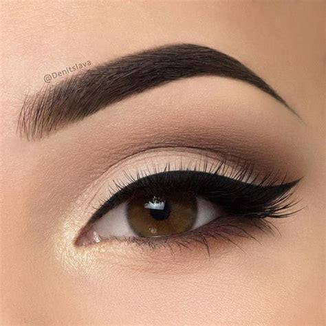 Wedding makeup for brown eyes 15 best photos   Cute