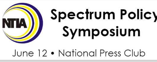 NTIA Spectrum Policy Symposium: Advancing the Nation's Spectrum Initiatives | National Telecommunications and Information Administration