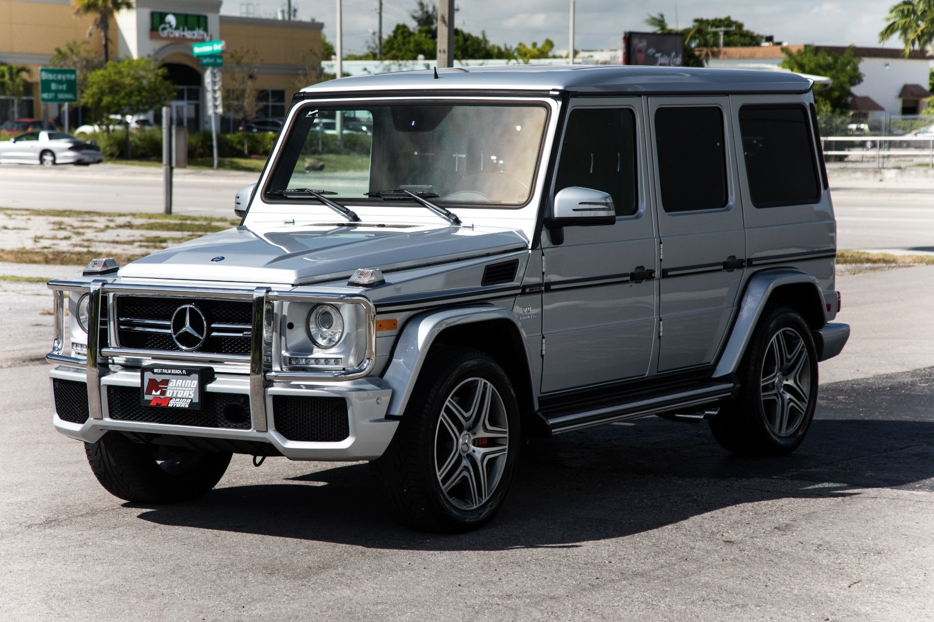 Used 2015 Mercedes-Benz G-Class G 63 AMG For Sale (Special ...