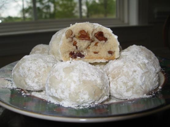 Resultado de imagen de Russian tea cake