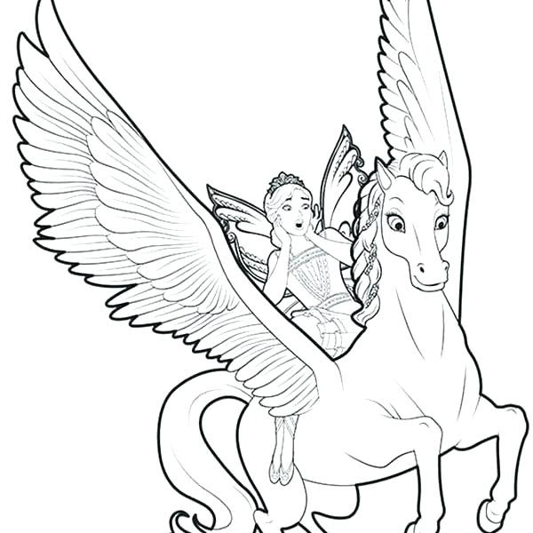Baby Fairy Coloring Pages at GetDrawings | Free download