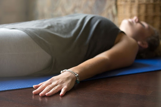 Why Yoga Nidra?