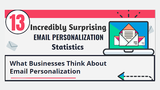 82% of Marketers Report Increased Open Rates Through Email Personalization (INFOGRAPHIC) - Small Business Trends