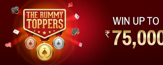 Junglee Rummy Leaderboard Contest | The Rummy Toppers