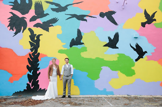 Shannon & Riley { Marion's in the French Quarter Wedding }
