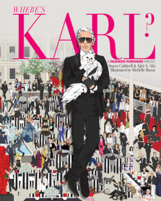 Where's Karl?: A Fashion-Forward Parody