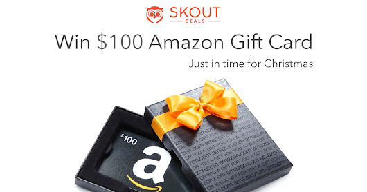 Win $100 Gift Card for Amazon