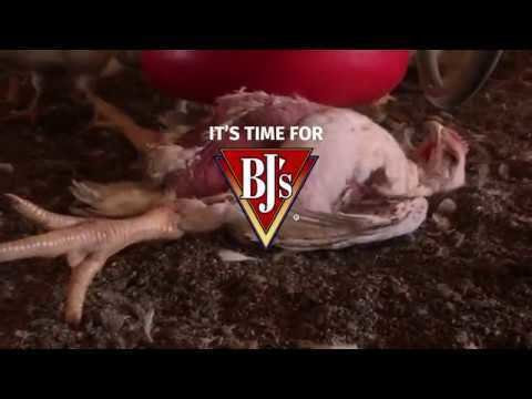 BJ's Restaurants: Stop supporting cruelty to chickens!
