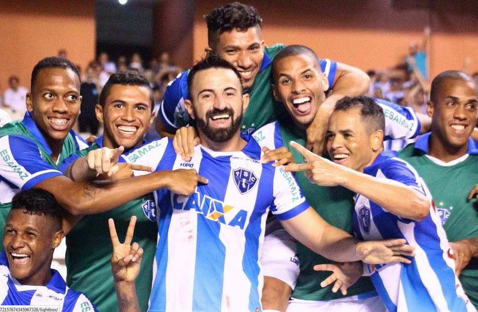 Cearense marcou 26 gols em dois anos e três meses no Papão (Foto: Fernando Torres / Ascom Paysandu)
