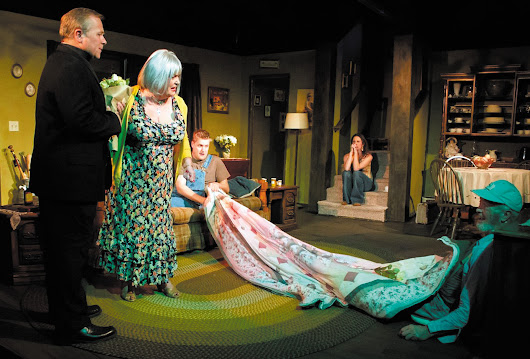 LIGHTING DESIGN: Buried Child for The Edge Theater