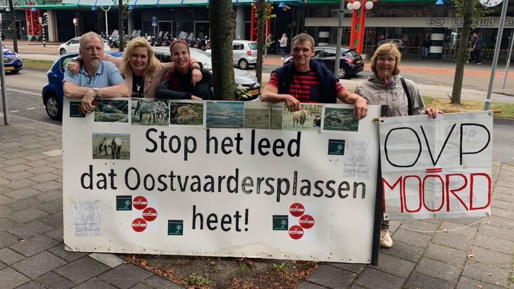 Boete voor Oostvaardersplassen-activist om laster en smaad