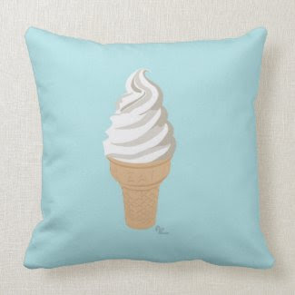 Softy Cone Pillow