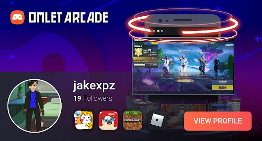 Check out jakexpz's profile on Omlet Arcade