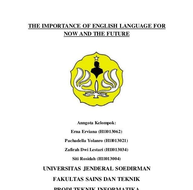 Contoh Makalah Bahasa Inggris Pdf