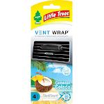 Little Trees Vent Wrap Caribbean Colada Air Fresheners
