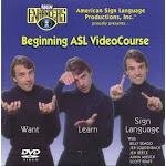 Cicso Independent DVDASL5 Beginning ASL Video Course - Lesson 5 - DVD