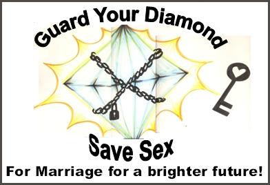 guard your diamond