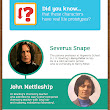 10 Fiction Characters Based on Real People [Infographic]