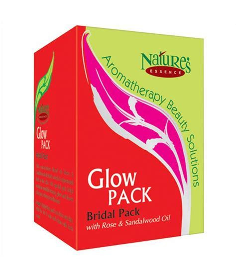 Nature Essence Bridal Glow Pack 100 GM(Pack of 2): Buy