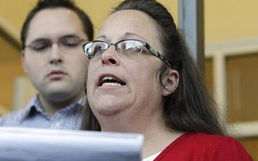 State of Kentucky must pay nearly $225,000 in legal fees for Kim Davis case