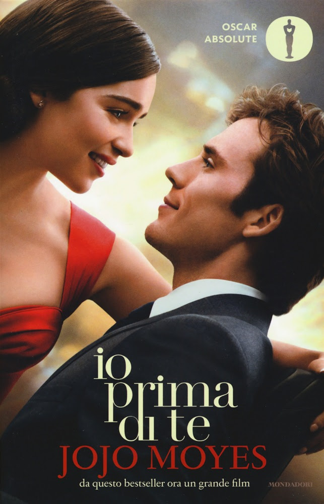 Image result for io prima di te libro
