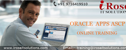 Oracle Apps ASCP