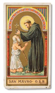 Image result for saint maurus miracle child
