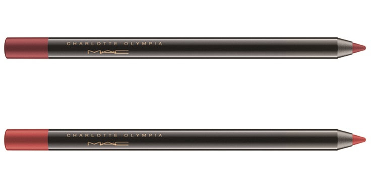 MAC Charlotte Olympia Pro Long Wear Lip Pencil