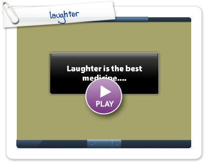 Click to play laughter