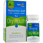 Hyalogic HylaMints for Dry Mouth 60