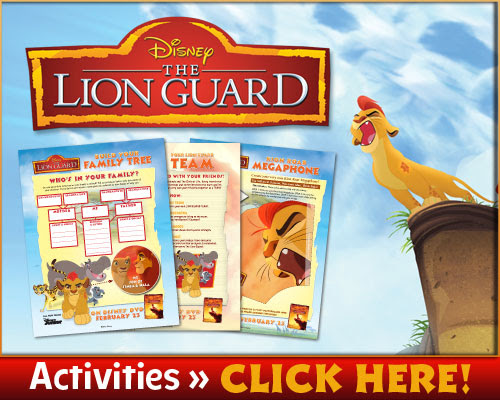 Download The Lion Guard Fun Facts
