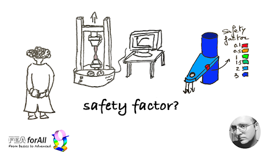 Safety factor: How do I calculate that? - FEA for All