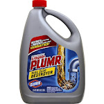 Liquid Plumr Clog Destroyer, with PipeGuard, Pro-Strength, Gel - 2.5 qt