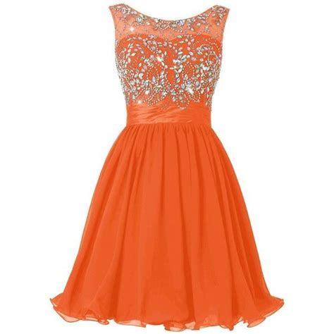 Best 25  Orange short dresses ideas on Pinterest   Michael
