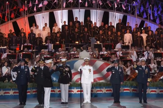 National Memorial Day Concert Honors Those That Gave Their All For Our Freedoms