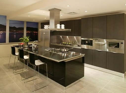 Apartment Kitchen Interior Design Ideas