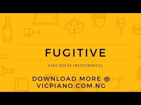Afro beats_fugitive by vicpiano