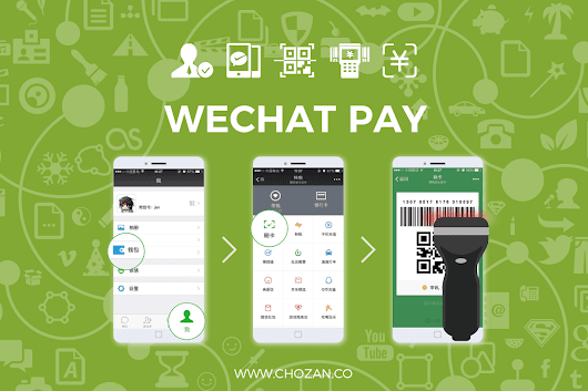 A Brief Introduction to WeChat Pay - ChoZan - Chinese Social Media Made Easy