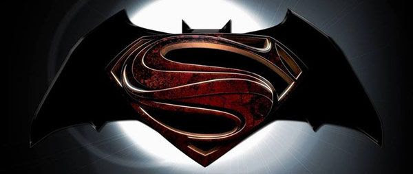 The logo for the upcoming Superman-Batman movie.