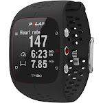 Polar M430 - Activity Tracker with Heart Rate Monitor - Black