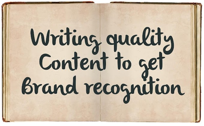 Writing quality content to expand your brand reach- Skillshare Free Coupon Based Course