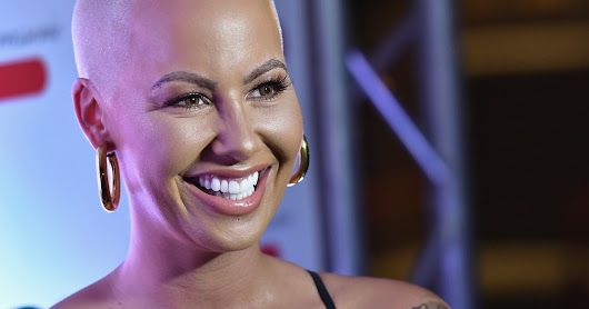 Why Sex Positivity Activist Amber Rose Doesn't Plan To Change A Thing — Detractors Be Damned