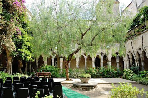 Sorrento, San Francesco Cloister, Place Of Civil Marriage