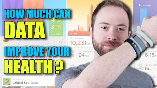 How Much Can Data Improve Your Health? by PBS Idea Channel