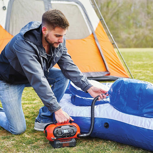 Ready to Blow, Best Portable Inflator | The Family Handyman