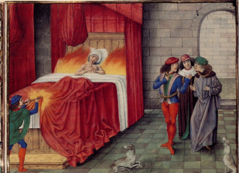 The Medical Malpractice Death of Charles II of Navarre