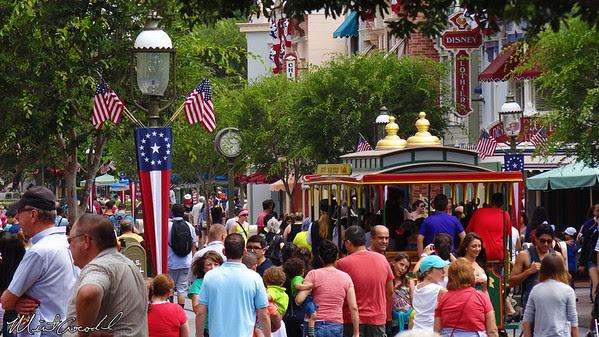 Disneyland Resort, Disneyland, Main Street U.S.A., Limited, Time, Magic